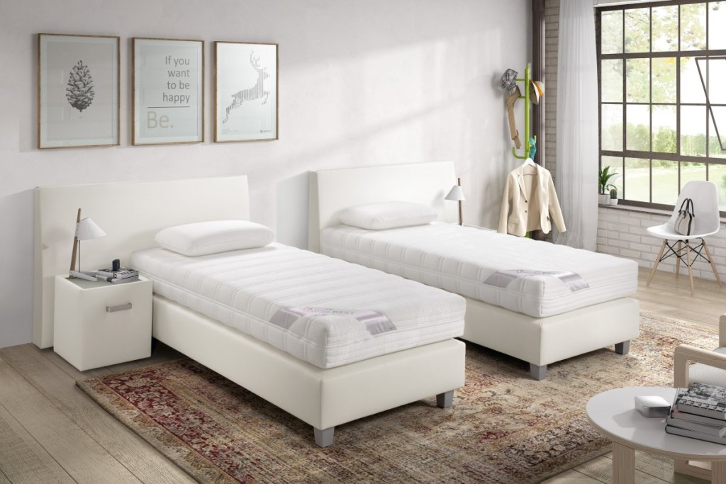 Boxspring postel Bock and Rest 01