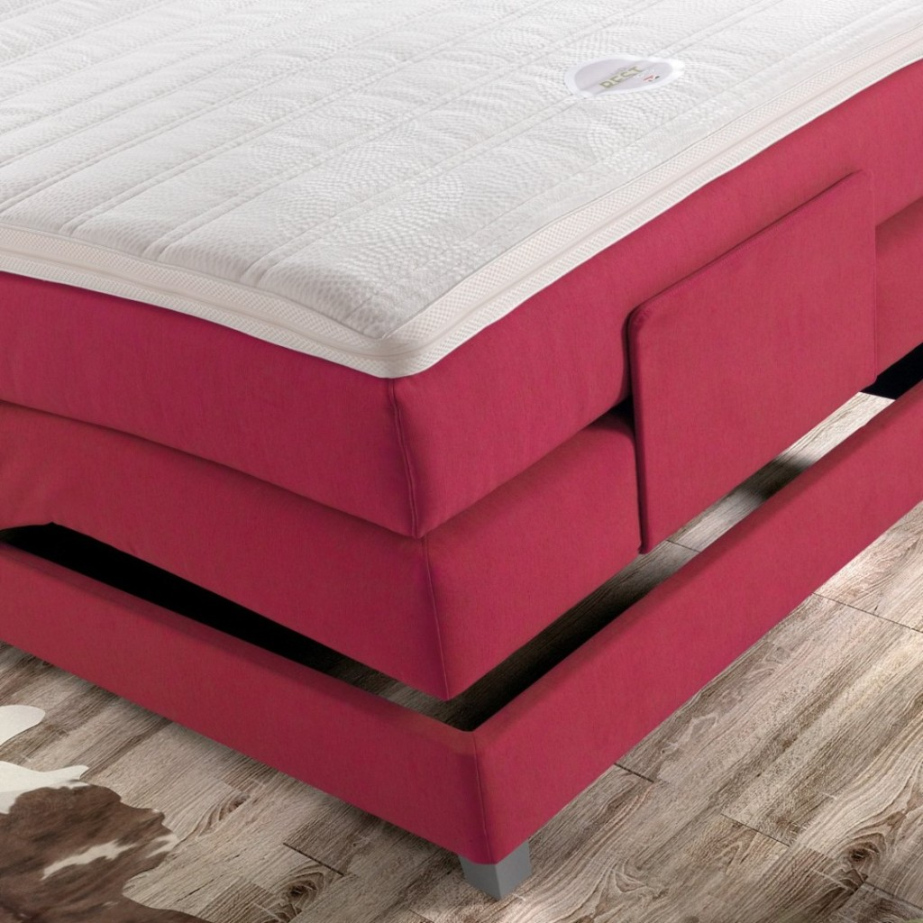 Boxspring postel Bock and Rest 03