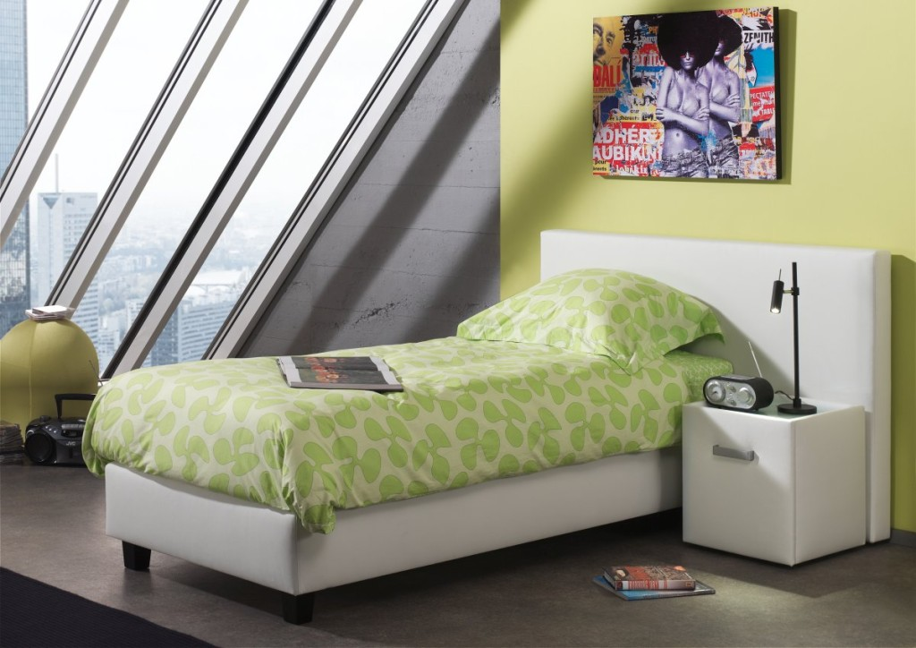 Boxspring postel Bock and Rest 07