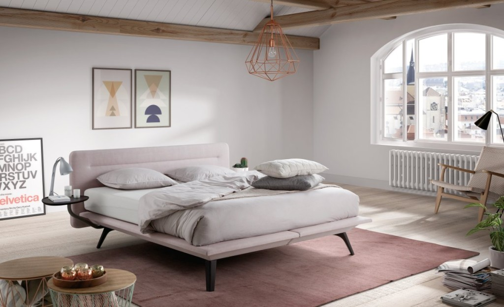 Boxspring postel FLY CRC HB FIT 08