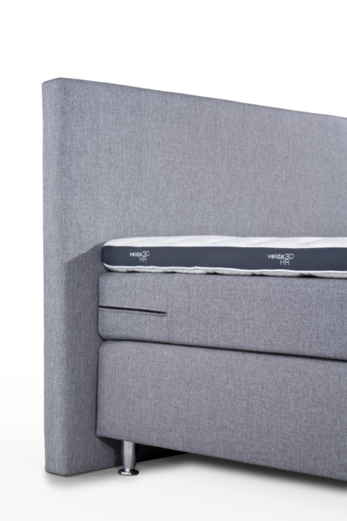 Boxspring postel Velda 3D 03