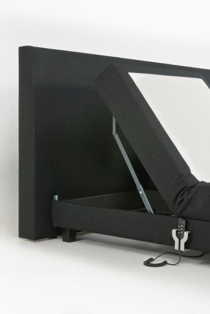 Elektrické ovládání polohy postele