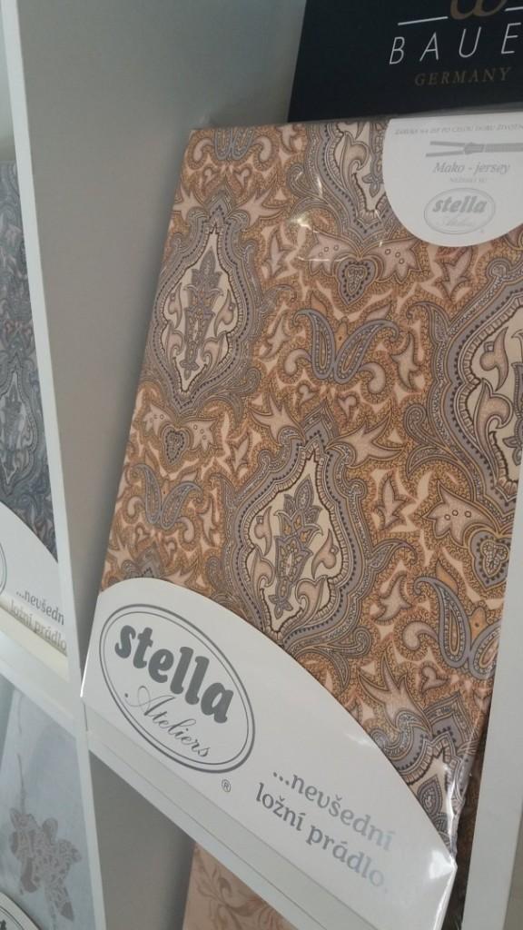 Ložní prádlo prostěradla Stella Ateliers