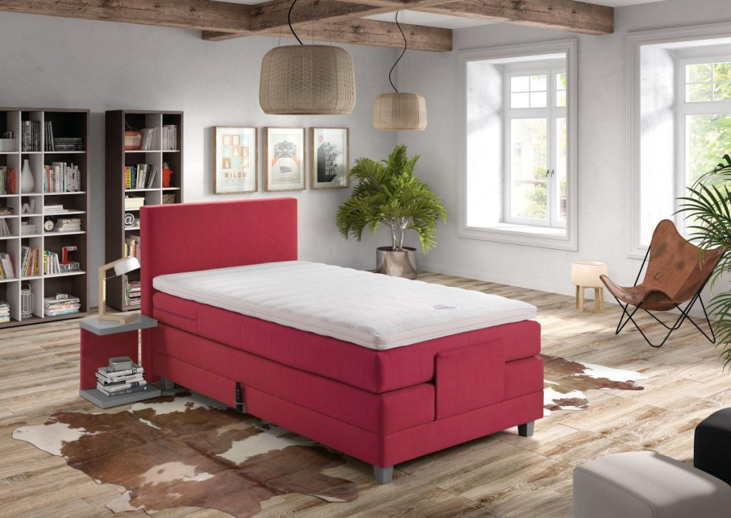 Boxspring postel Bock and Rest 02