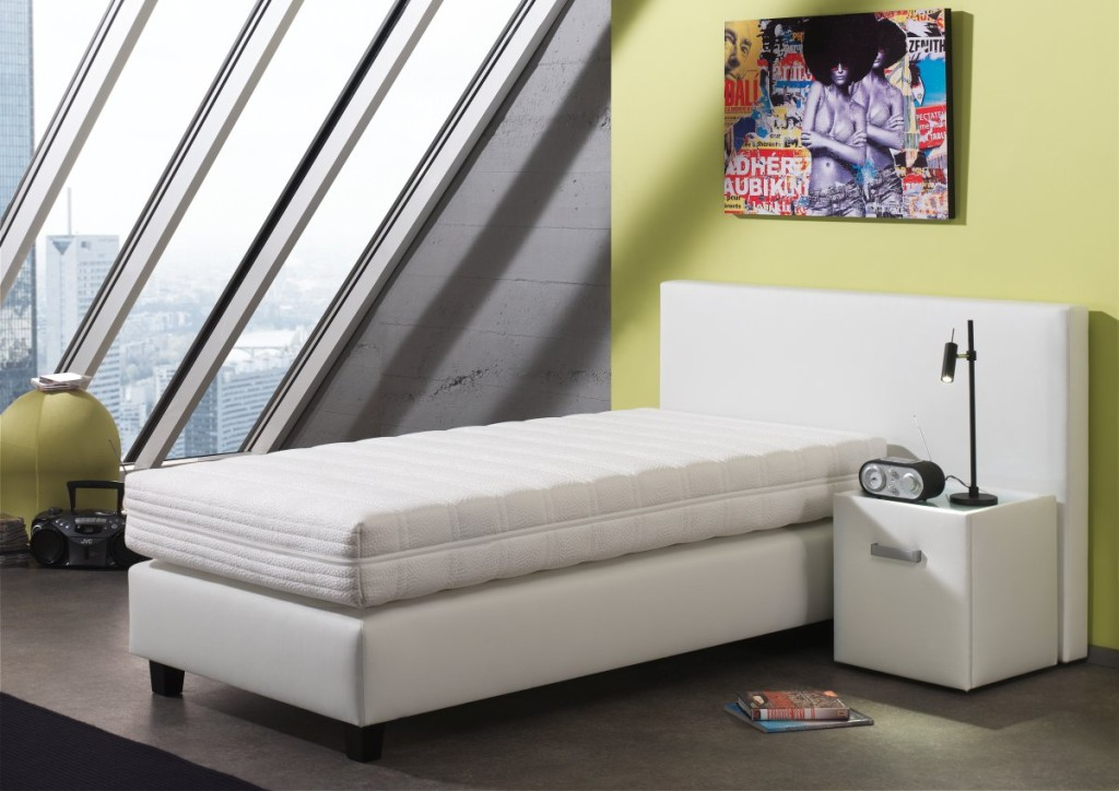 Boxspring postel Bock and Rest 05